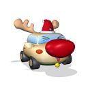 Santa Car3